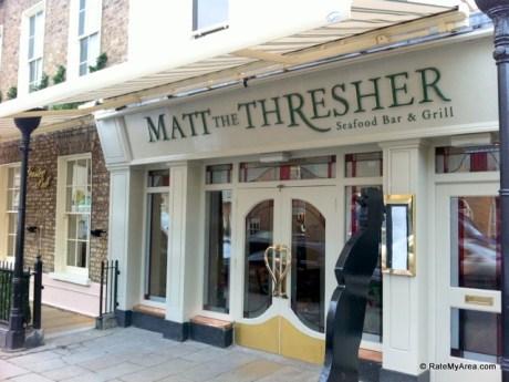 Matt the Thresher, Pembroke street