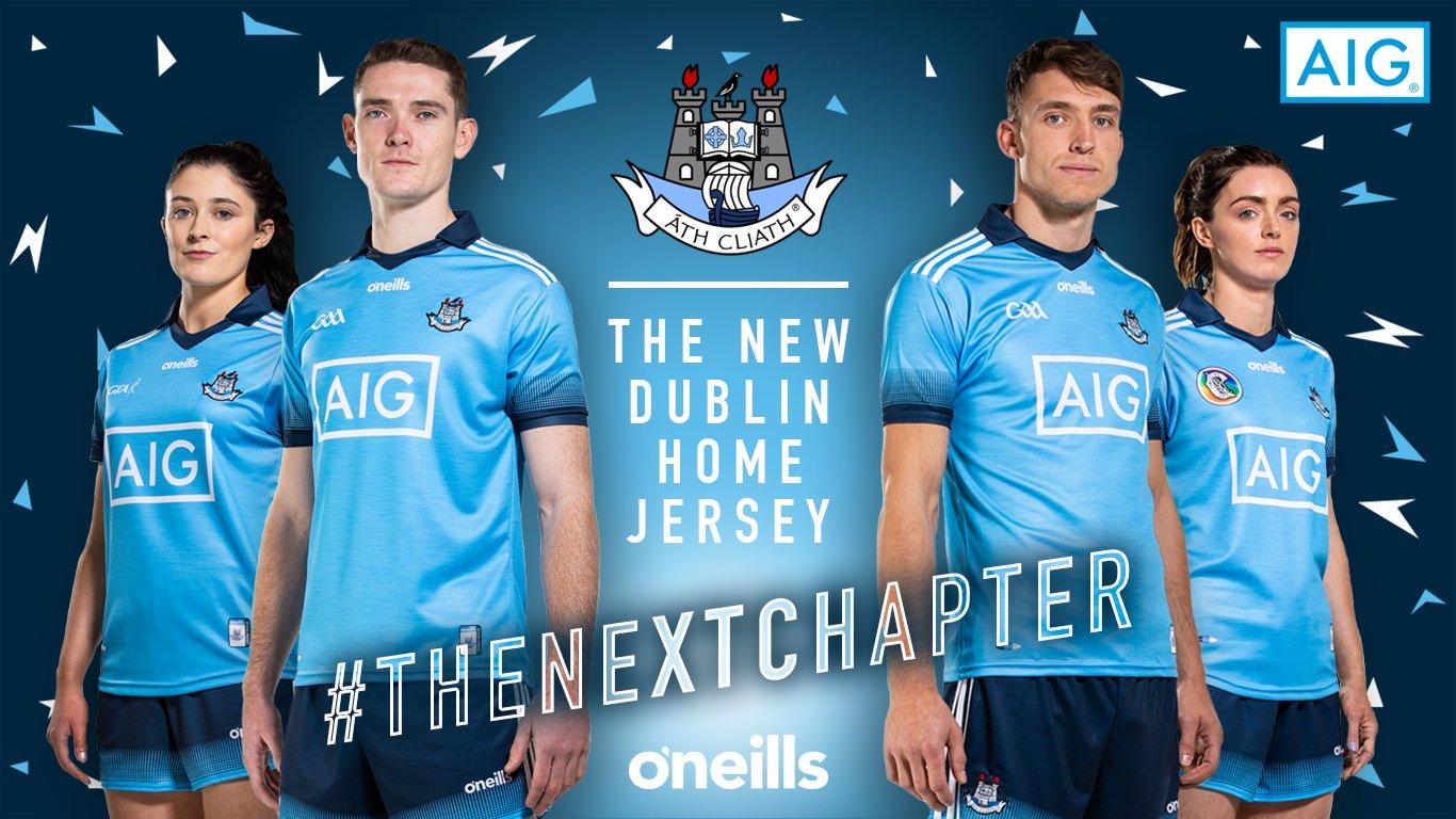 Dublin gaa 2019 jersey