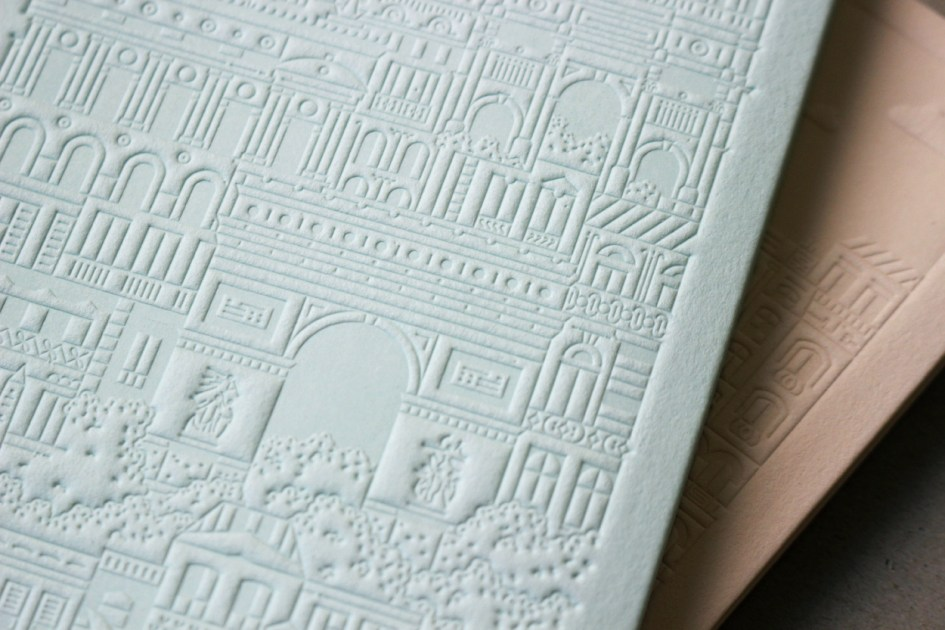 Citadium Notebook by The City Works