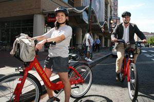 Capital Bike Share people