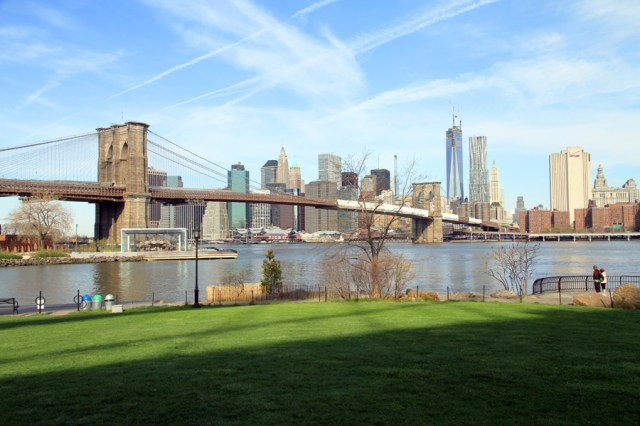 Brooklyn Bridge Park (image via Wikicommons)