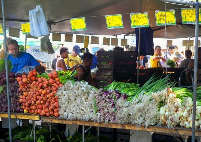 Union Square Greenmarket in June. (Photo: mmwm via Flickr)