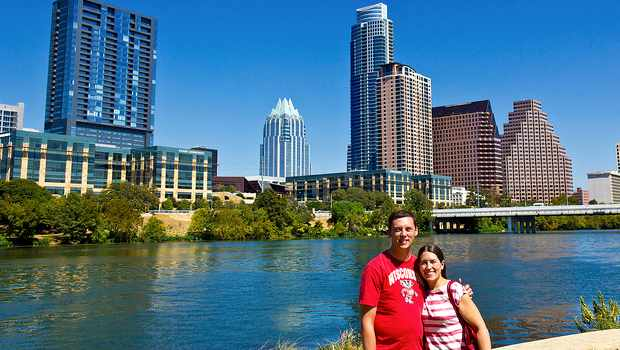 Austin was named the 2011 best city for people seeking to start life over.