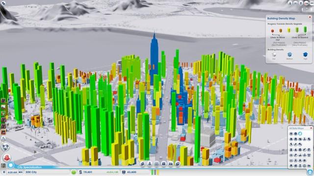 sim city data