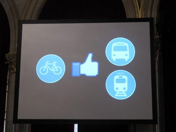 Bisiklet kentlerde ulaşım aracı olarak kabul edilmelidir.