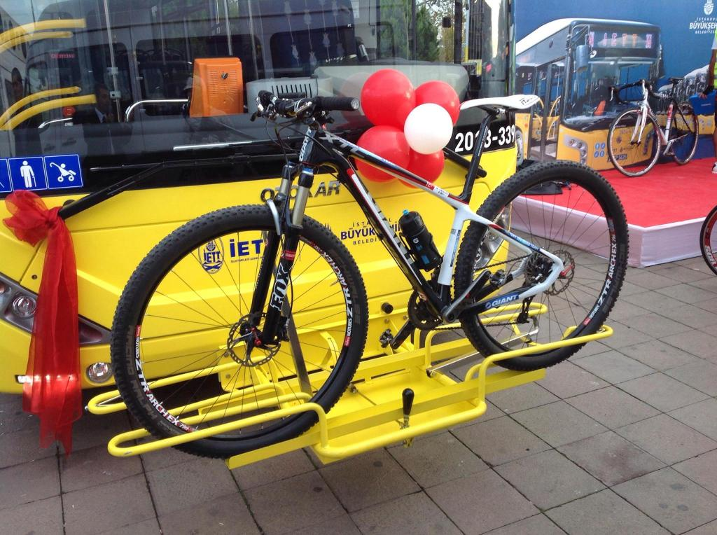 Fotoğraf: Bisikletliler Derneği