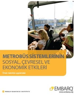Metrobüs Sistemlerinin Etkileri