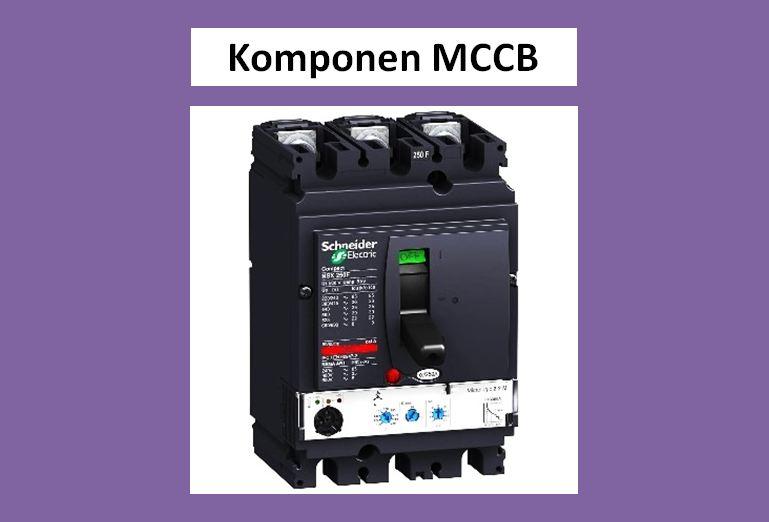 komponen MCCB
