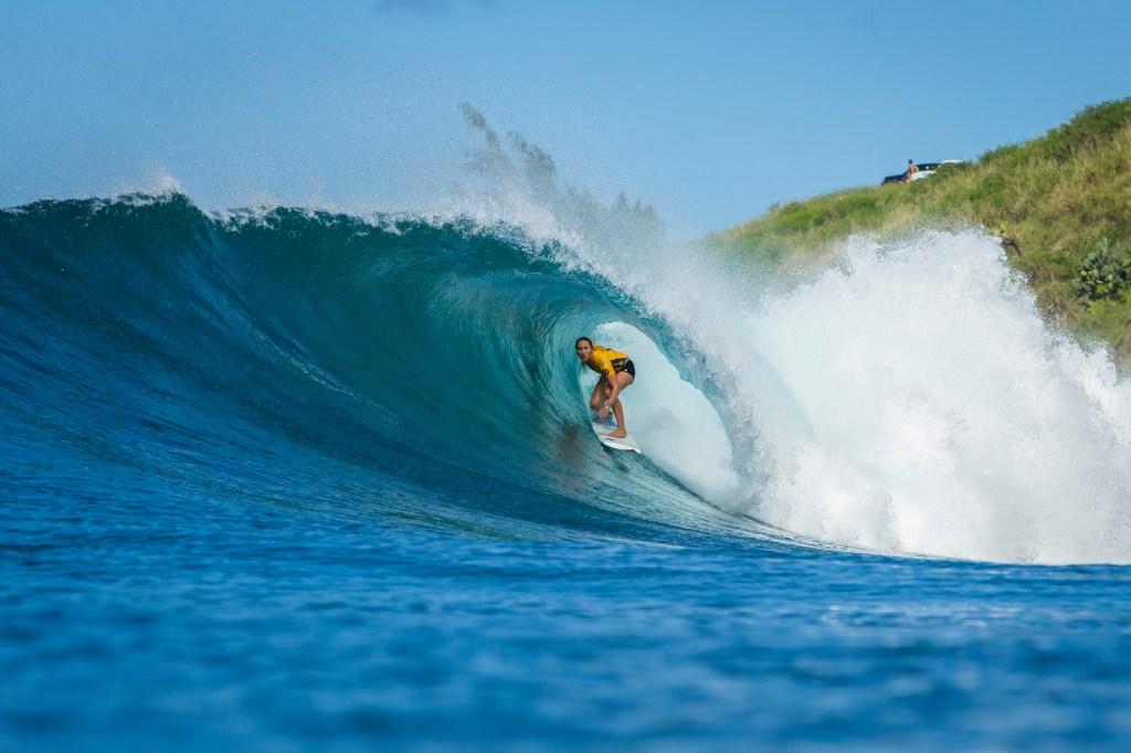 Carissa Moore (HAW) Maui Target Pro 2015