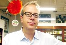 Alex von Loebell, founder of BioPlaza