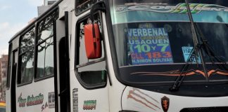 Taking a Bogota bus is an experience in music and melodrama.