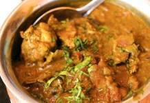 Curry in Bogota by Charles Haynes