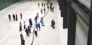 Shibboleth at the Tate Modern