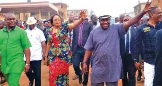 Enugu Traders Laud Ugwuanyi For Timber Market Road Project