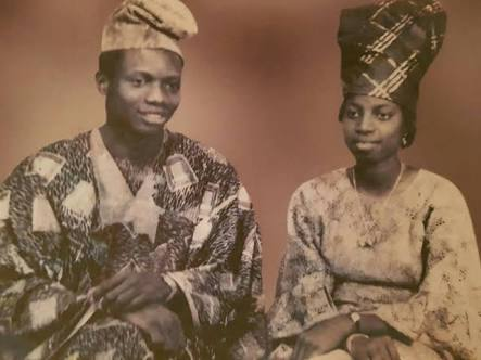 Exclusive: Read About RCCG Worldwide General Overseer Pastor Adejare & Folu Adeboye's Love Life