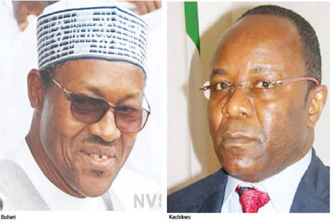 Kachikwu Decline Comments After Meeting With Buhari
