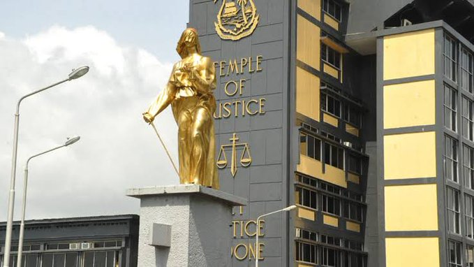 Image result for Court Deals Blow To Abe's Bid - Grants Wike'S Wishes