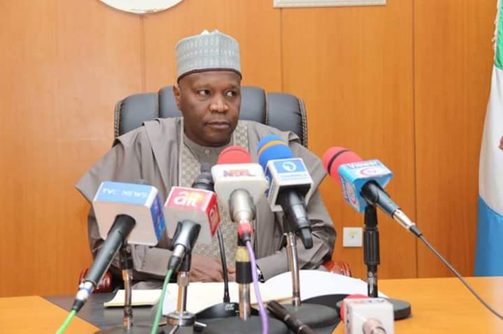 GOMBE GOVERNOR EXTENDS STAY AT HOME FOR CIVIL SERVANTS TILL APRIL 28