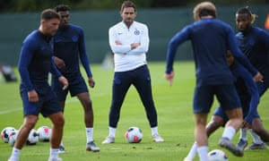 Champions League: Make Name For Yourselves Vs Bayern Munich,  Lampard Task Chelsea Youngsters