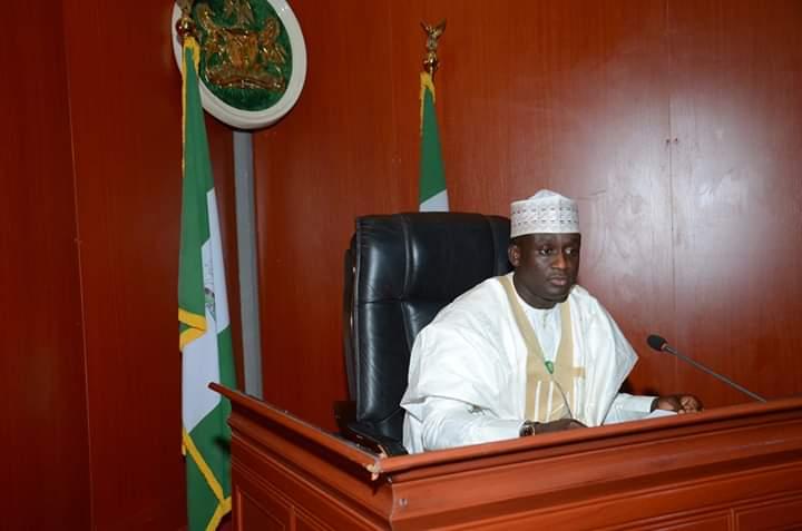 Obasa Celebrates Kwara Assembly Speaker, Yakubu Danladi @35