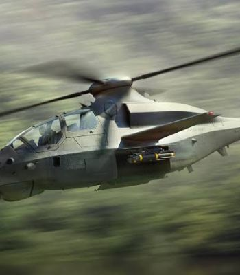 Military Helicopter Crashes, Kills All Crew Members On Board