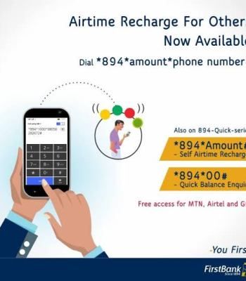 FirstBank USSD Platform Now Serves Over 9.5m Customers