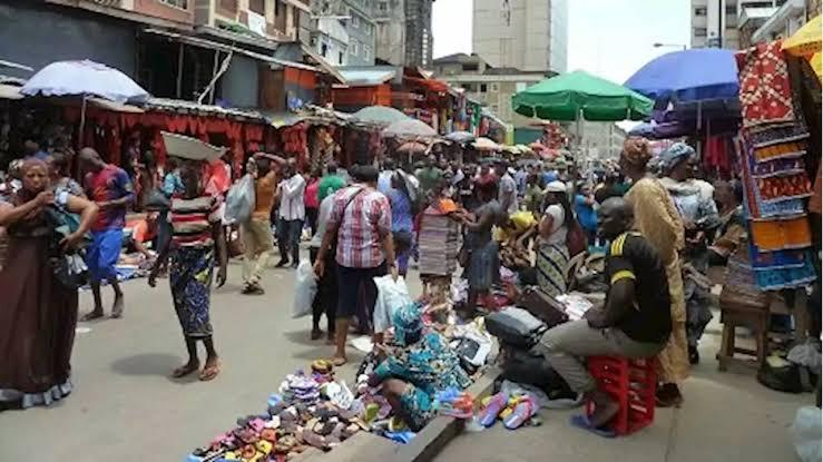 AS ACTIVITIES RESUMES LAGOS AMID #CORONAVIRUS PANDEMIC MAY 4TH (Photo)