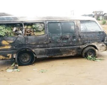 Accident Claims Four Lives On Benin-Lagos Highway