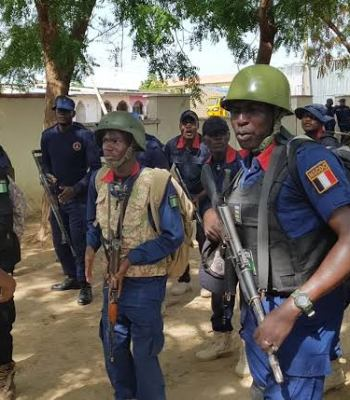 Lockdown: NSCDC Arrests Four Northern Youths Who Drove 'Okada' From Minna To Abeokuta