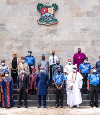 Lagos Flags Off Community Policing