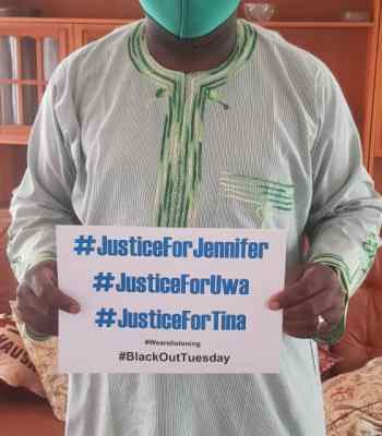 #JusticeforUwa: Gobir Demands Justice For Rape Victims