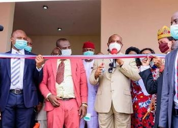 Access Bank Partners Imo State Government To Commission IMSUTH Isolation Centre