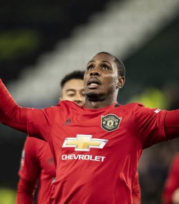 REASON ODION IGHALO IS IMPORTANT TO RED DEVILS- LUKE SHAW
