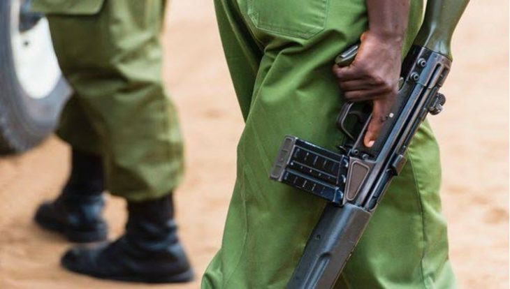 Policewoman shoots husband for not picking her calls