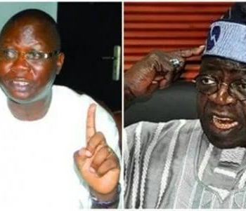 Tinubu Is A Business Man In Politics With No Ideology