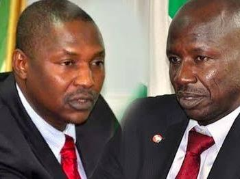 Magu Denies All Allegations Against Him, Indicts AGF Malami