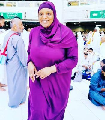 Eid-El-Kabir: Aisha Buhari's Personal Assistant, Hon. Funke Adesiyan Greets Nigerians
