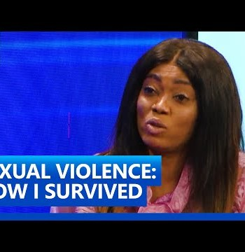 Touching Video: I Was Raped For Years By My Stepfather – Survivor ~Thecitypulsenews