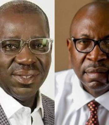 Edo 2020: Obaseki, Ize-Iyamu Attack Each Other Over Certificate, Cultism Claim {Video} ~Thecitypulsenews