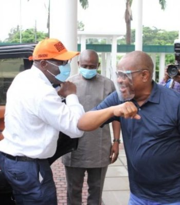 Edo Guber Election: The Place Of Wike In Obaseki's Victory ~Thecitypulsenews