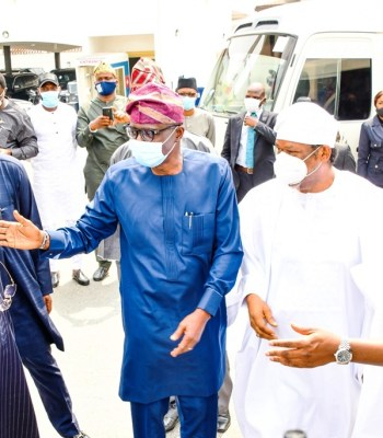 Fagba Ethnic Violence: Sanwo-olu Reads Riot Act To Miscreants In Lagos~Thecitypulsenews