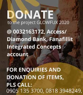 Boxing Love & Affection… GLOWFUX Charity Concert 2020 Set To Hold For The Needy ~Thecitypulsenews