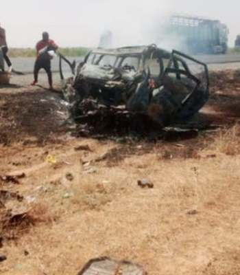 How 15 Persons Died In Borno Road Accident