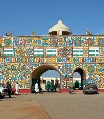 Sujimoto In Kaduna
