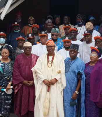Ondo traditional rulers