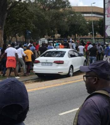 Protest: Five Uber, Bolt Drivers, President Of PEDPA In Police Custody