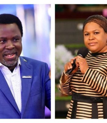 T.B. Joshua's Wife Evelyn Recounts Her Husband Last Moment