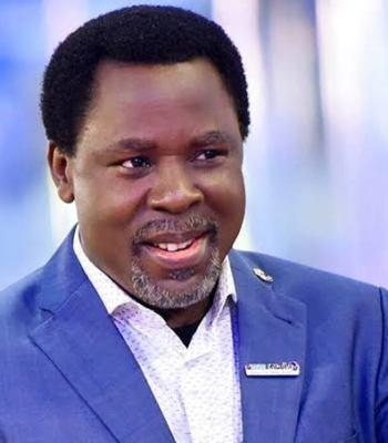 SCOAN Founder, Prophet TB Joshua Is Dead