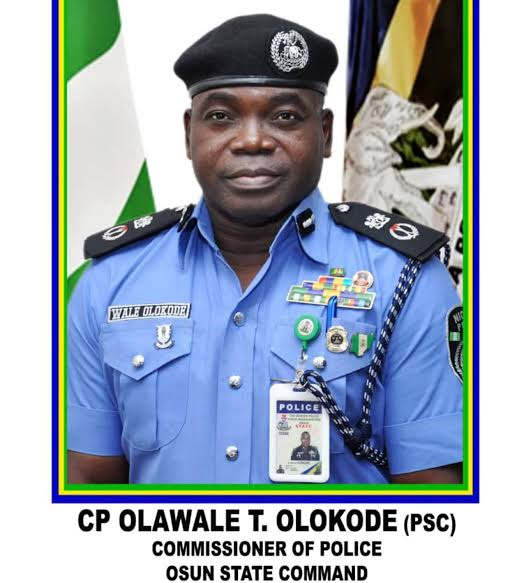 CP Warns Criminals, Says Turn A New Leaf Or Relocate, We Are Taking Security Battle To Your Den