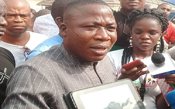 Confirmed: Sunday Igboho Still In Custody